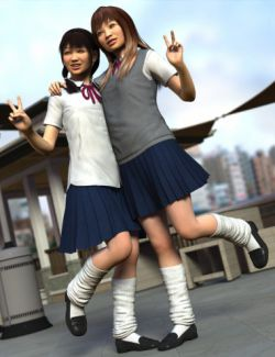 Time For School Asia for Genesis 2 Female(s)
