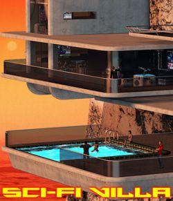 Sci-Fi Villa
