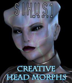 S1M Scarlet: Creative Head Morphs