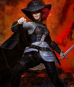 S1M Scarlet: Witch Hunter