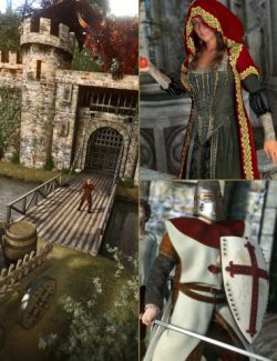 Medieval Knights Bundle