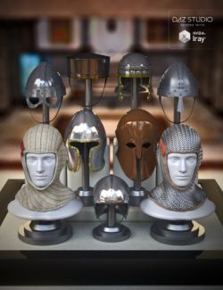 Helms of History for Genesis 2 Male(s)