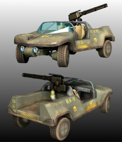N7 ARMOURED CAR