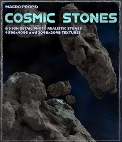Photo Props: Cosmic Stones