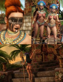 Mayan Adventure Bundle