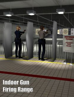 Indoor Gun Firing Range