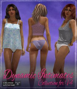 Dynamic Intimates Collection