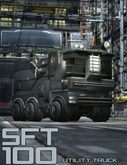 SF100 Utility Truck