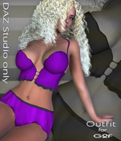 G2F Dateline 2 - DAZ Studio Only