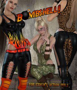 Bombshell for Exnem's Action Girl 2