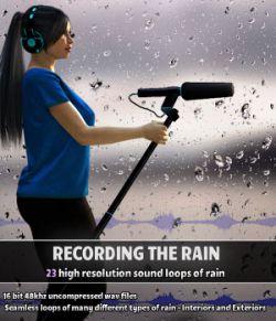 Recording the Rain