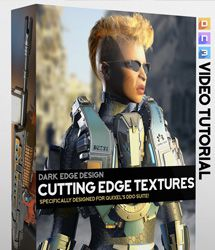 Creating Cutting Edge Textures - dDo Suite