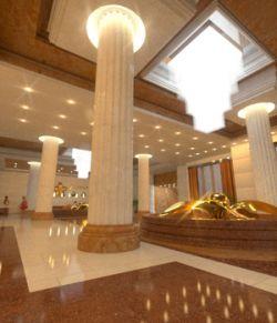 AJ Hotel Lobby