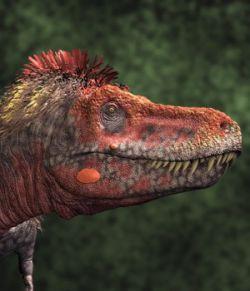 Tarbosaurus DR2