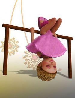 The Little Twins Ballerina