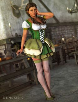 Bar Maid for Genesis 2 Female(s)