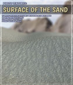 Photo Textures: Surface of the Sand