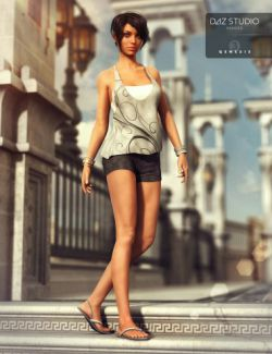 Casual Summer for Genesis 3 Female(s)