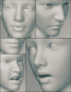 Genesis 3 Female Expressions