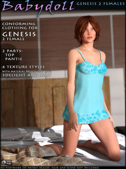 HFS Babydoll for G2F