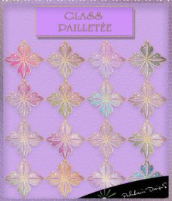 Styles Glass Pailletee
