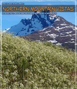 Photo Backgrounds: Northern Mountains