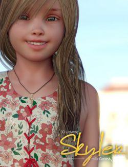 Skyler Clothing for Genesis 3 Female(s)