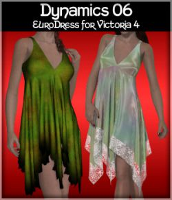 Dynamics 06 - EuroDress for Victoria 4