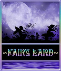 Fairy Land Brushes and Png Files Pack