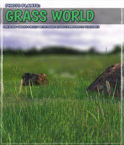 Photo Plants: Grass World