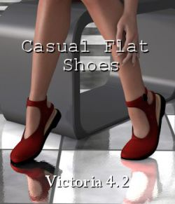 Casual flat Shoes for Victoria 4.2