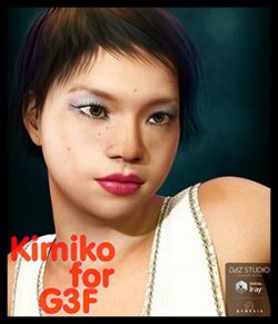 Kimiko for G3F