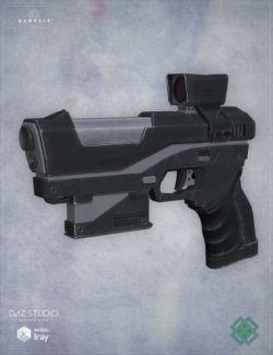 Gun GR15 for Genesis 3 Female(s)