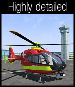 Aerocopter EC135