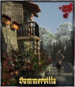 Adriatic Scenes: Summervilla