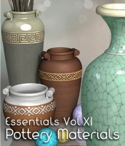 Essentials Vol XI Pottery