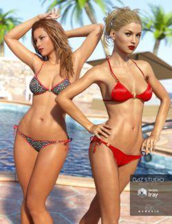 Swimsuit for Genesis 3 Female(s)
