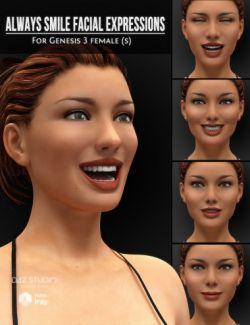 Always Smile for Genesis 3 Female(s)