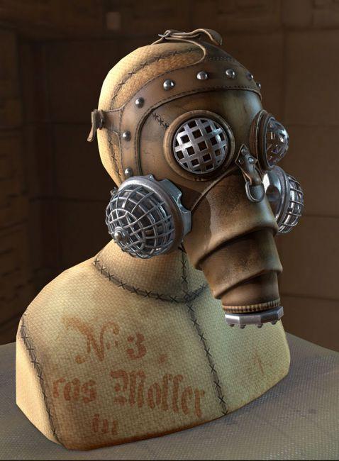 Ragnarok Mask