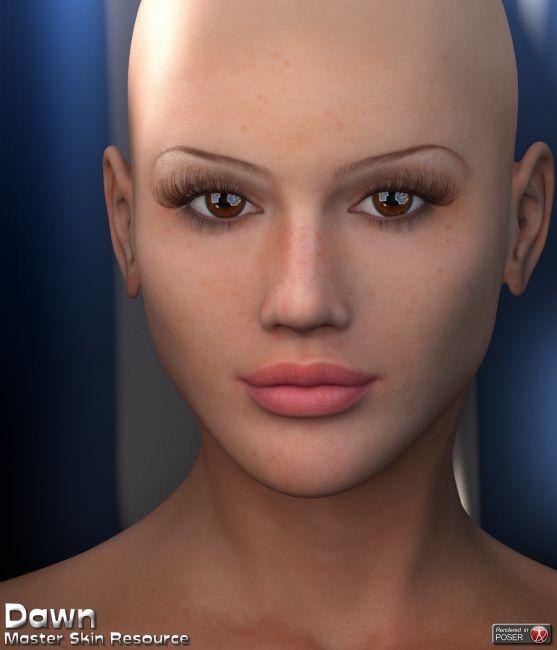 Master Skin Resource 6 - Dawn
