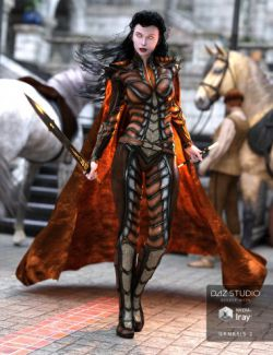 Rune Outfit for Genesis 2 Female(s)