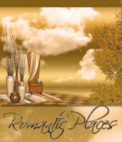DA-Romantic Places-BG Mini Set