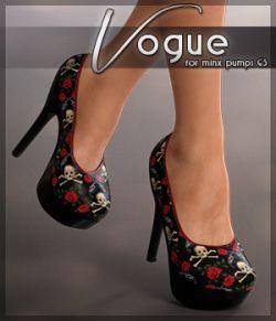 Vogue for Minx Pumps G3