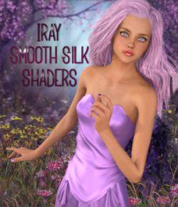 Iray Smooth Silk Shaders