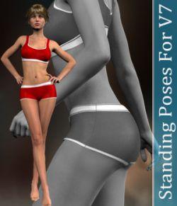 Standing Poses for V7