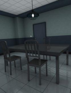 Cross-Examination Room