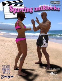 aniBlocks #1 Sparring