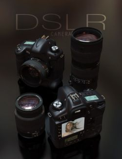 Professional DSLR Camera