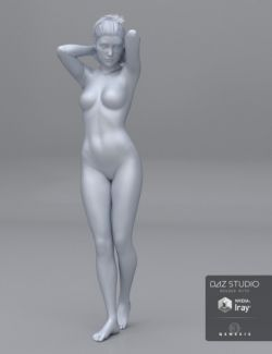 Lend Her Grace Poses for Genesis 3 Female(s)