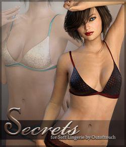 Secrets for Soft Lingerie G3